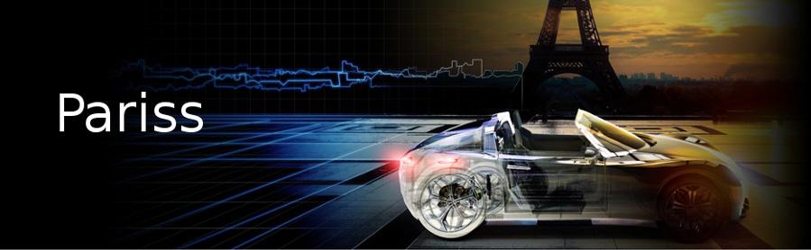 Pariss Roadster électrique Français