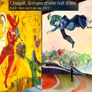 Carrières de Lumière - Chagall