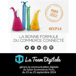 Actualité de La team digitale et des autres entreprises France