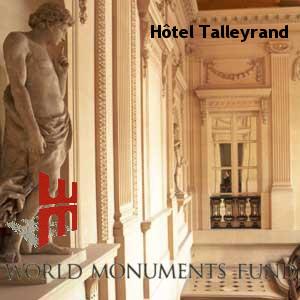 La restauration de l'Hôtel de Talleyrand par le WMF
